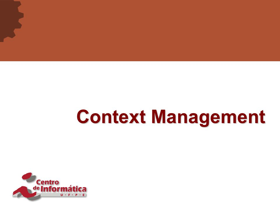 Context Management