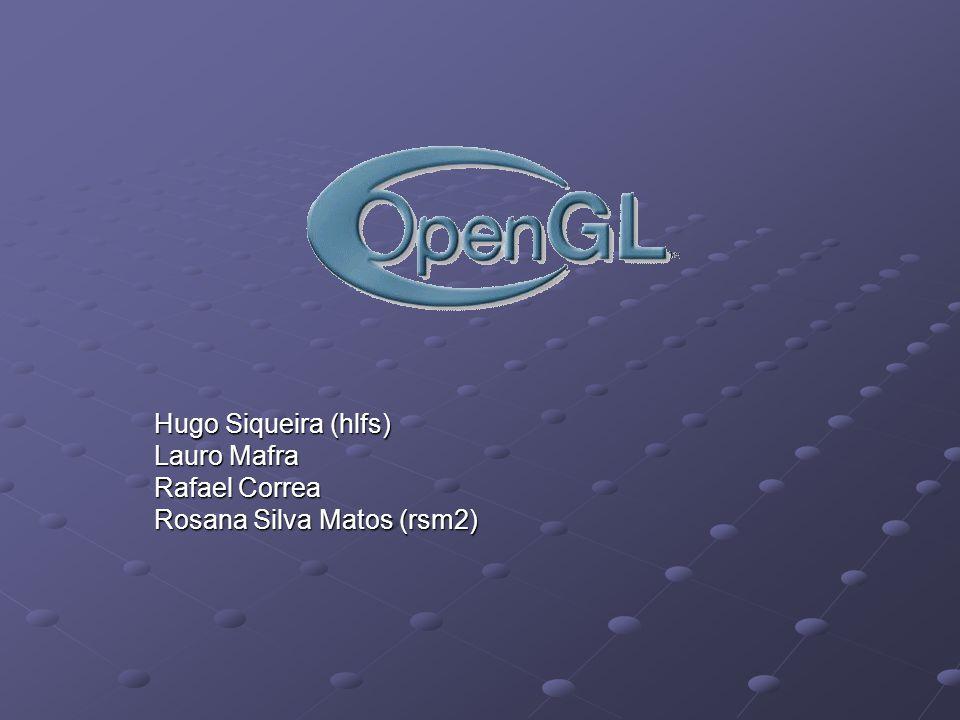 Roteiro O que é OpenGL GLUT Configurando GLUT Primitivas Geométricas Cores Transformações Geométricas IluminaçãoReferências