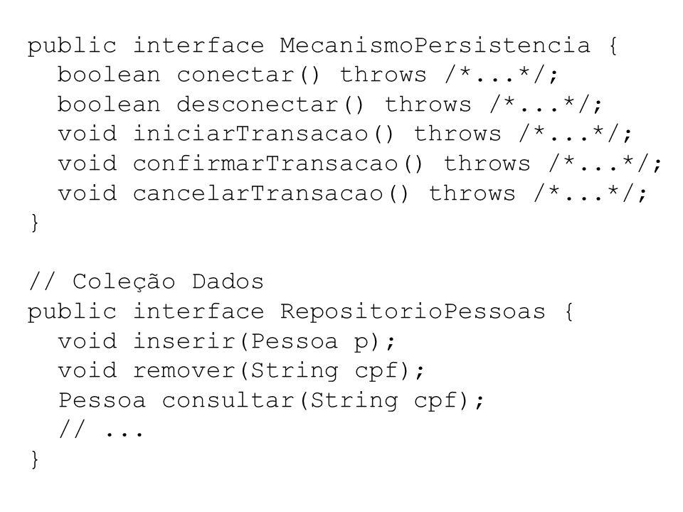 © Sérgio Soares6 Integrando o sistema ao SGBDOO O2 zUtilizar a API O2JB (Java Bindings) yExtensão da API JRB xJB também pode ser utilizado para BDR yGerencia os objetos em memória ximplementa o mecanismo de cache yUtiliza a máquina O2 (O2Engine) xeficiência (BDOO) zDefinir um schema no SGBD O2