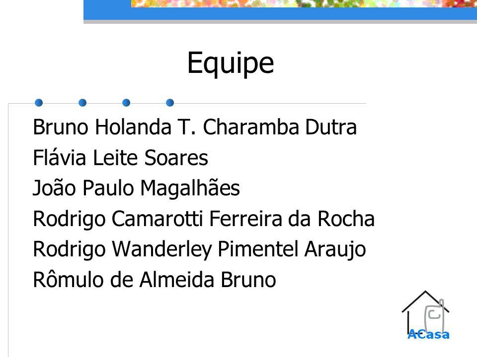 Equipe Bruno Holanda T.