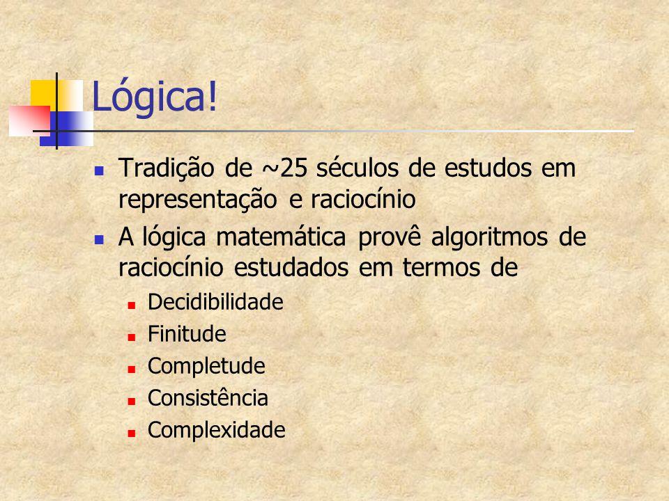 Lógica.