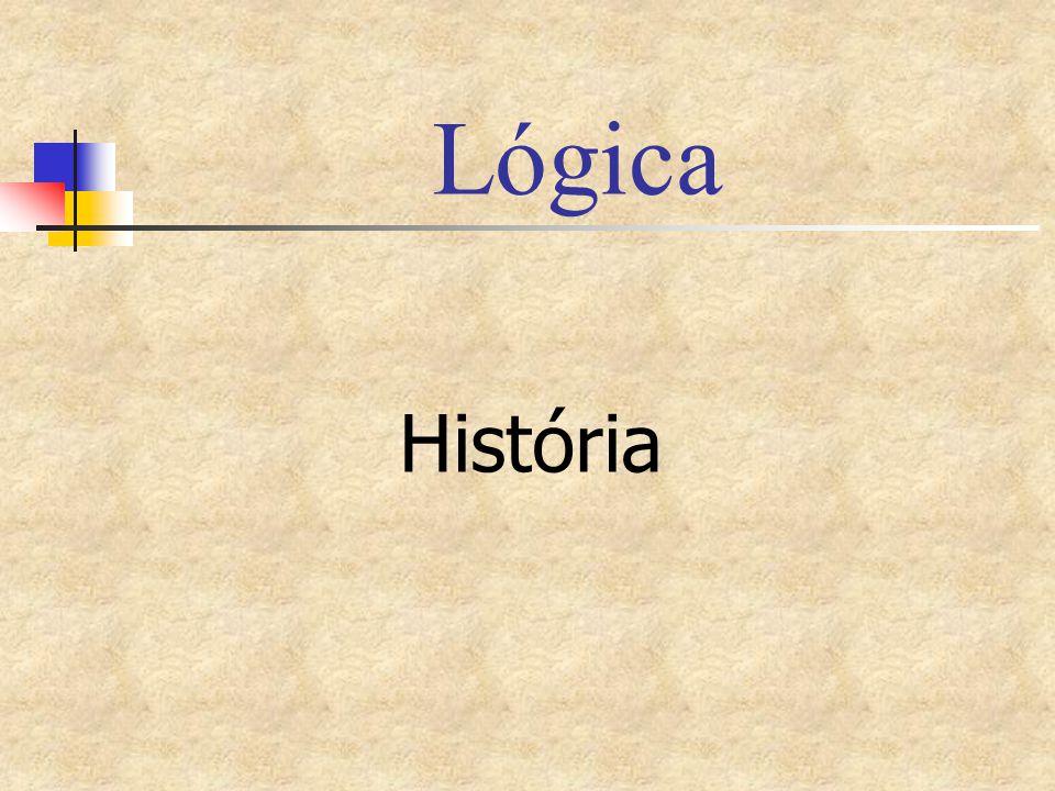 Lógica História