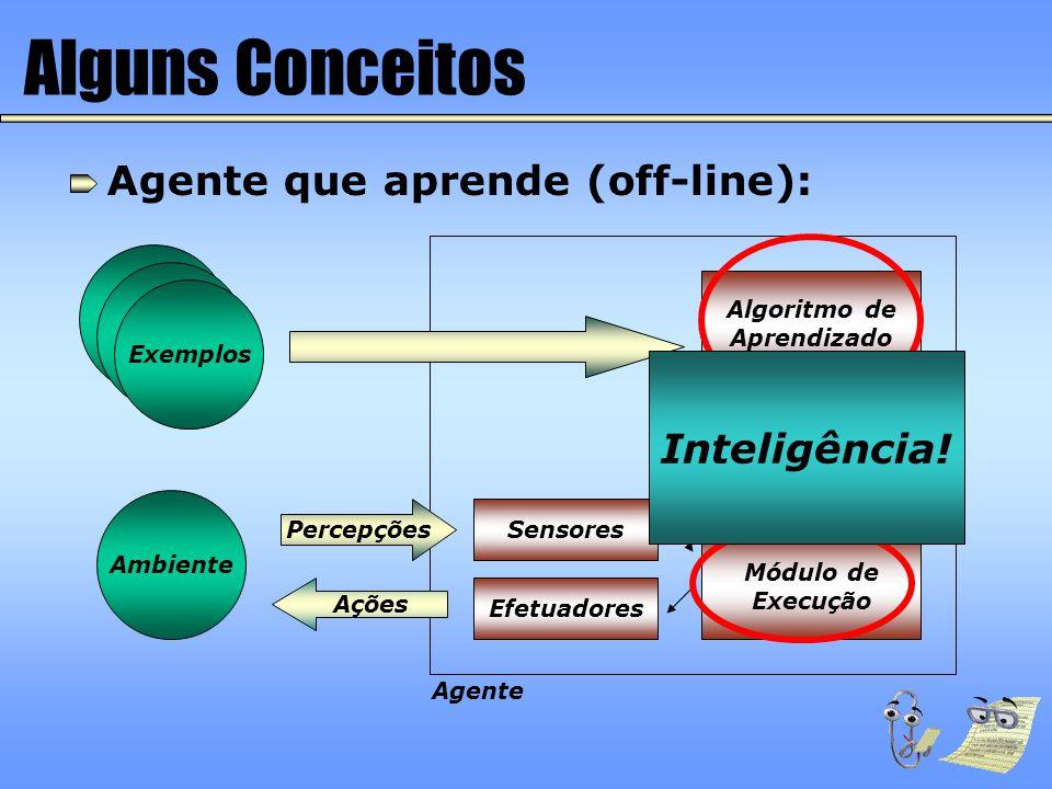 Aprendizado e Coordenação de Atividades Problemas de Coordenação: Abordagens tradicionais tratam a coordenação em tempo de projeto (off-line), especificando regras de comportamento, protocolos de negociação, etc.