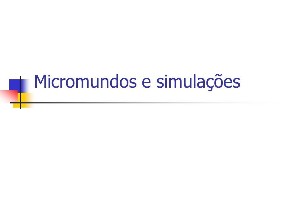 Micromundo: origem Micromundo nasceu na comunidade de IA: ...