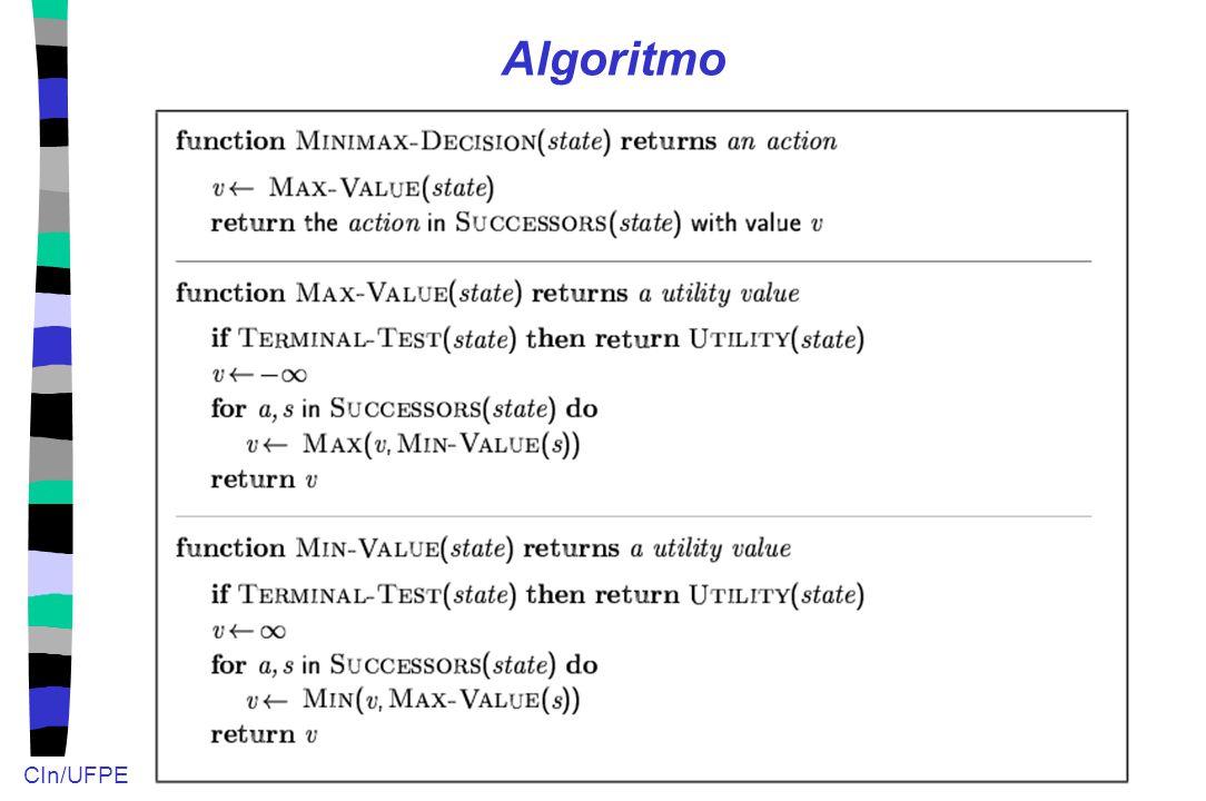 CIn/UFPE Algoritmo