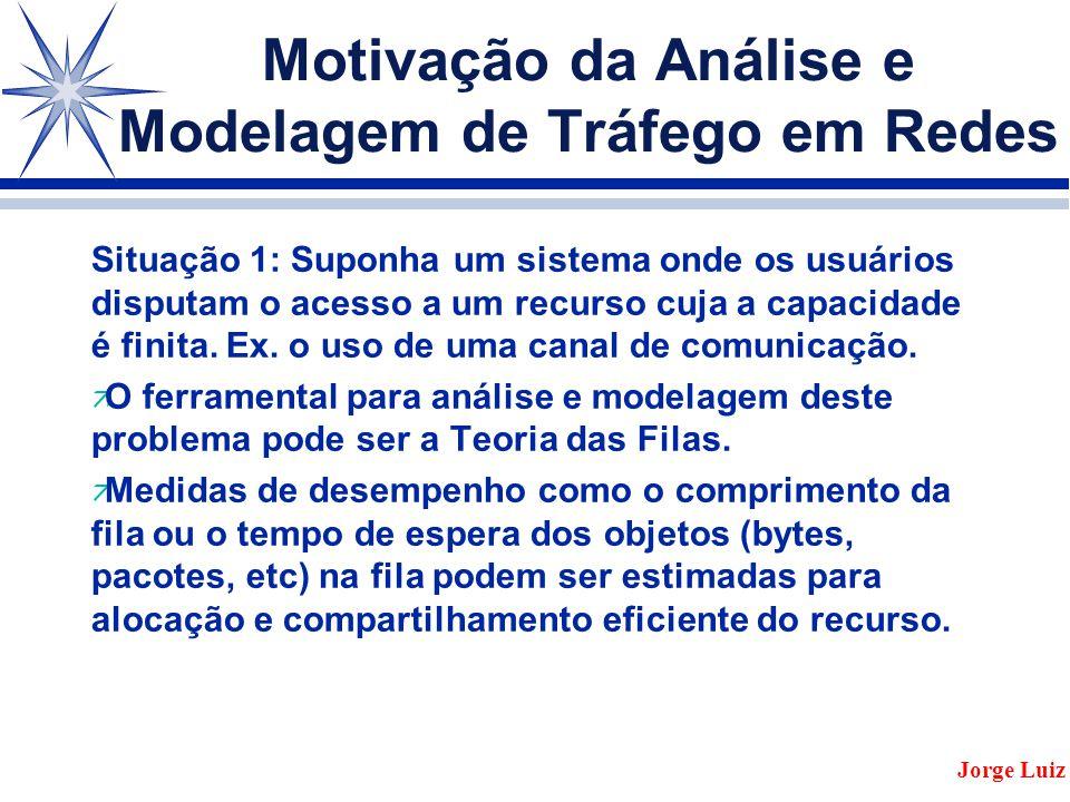 Distribuição de Caudas Pesadas Distribuição de Pareto A função de distribuição acumulada é: Jorge Luiz