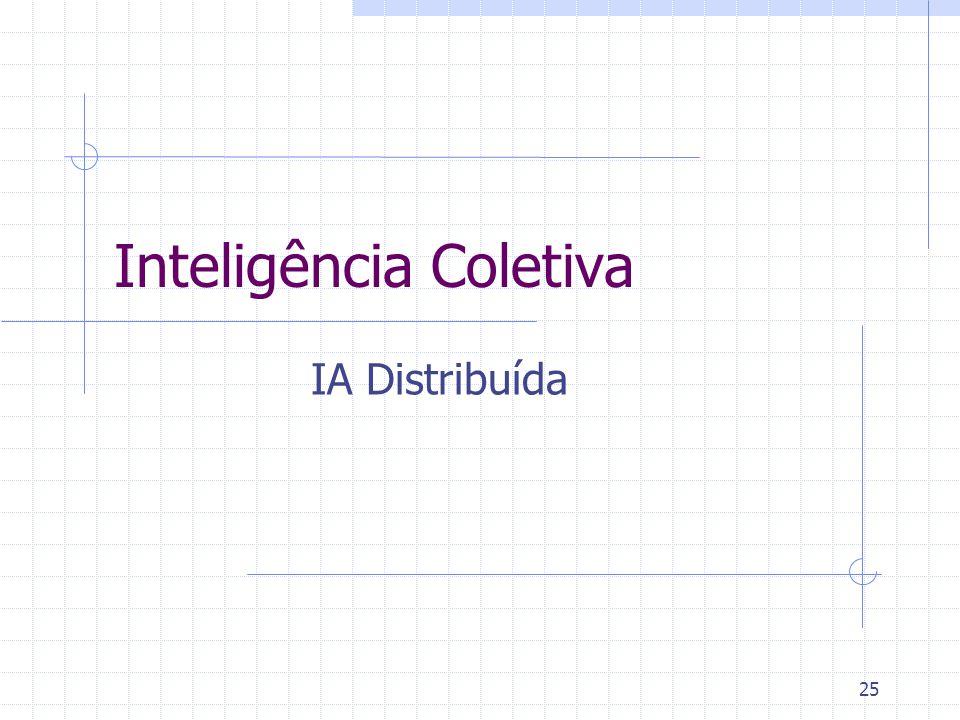 25 Inteligência Coletiva IA Distribuída