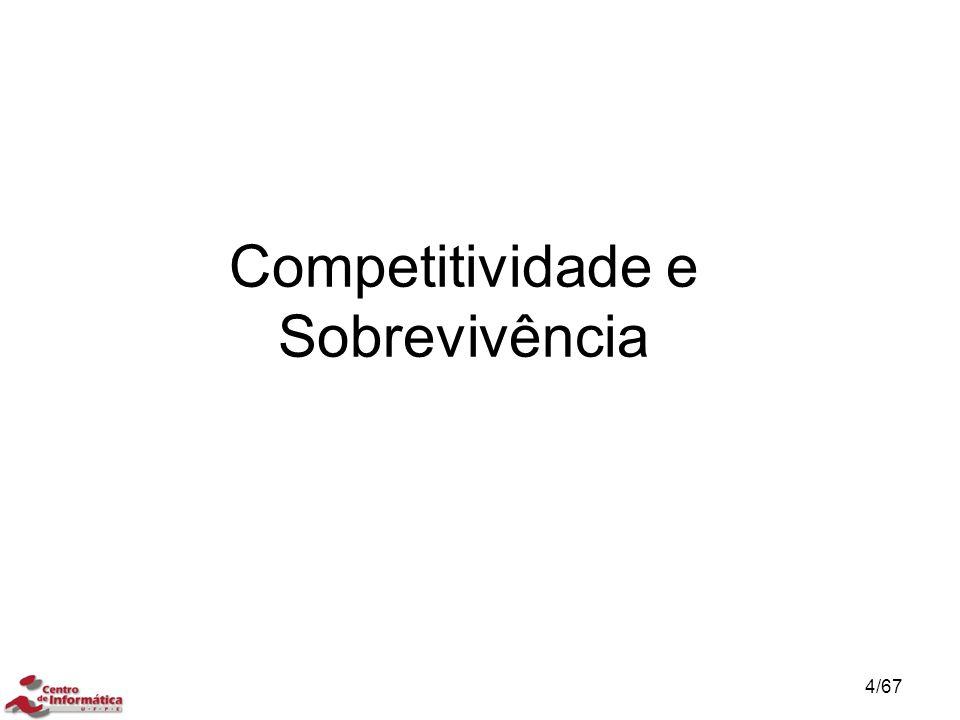 Competitividade e Sobrevivência 4/67