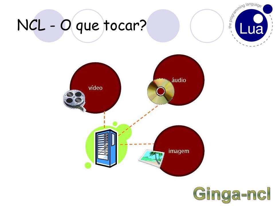 NCL - Estrutura