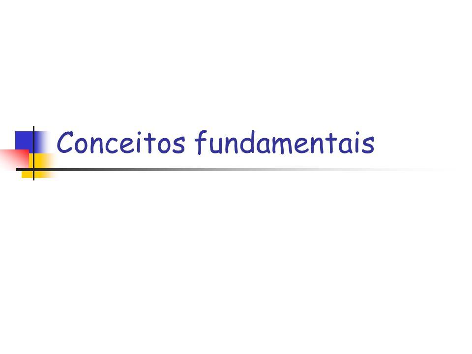 15/08/2014 Programação Concorrente e Distribuída5 Conceitos Fundamentais Programa concorrente 2 ou mais processos trabalham simultaneamente para realizar tarefa Processo É um programa seqüencial (seqüência de comandos executados um após o outro)
