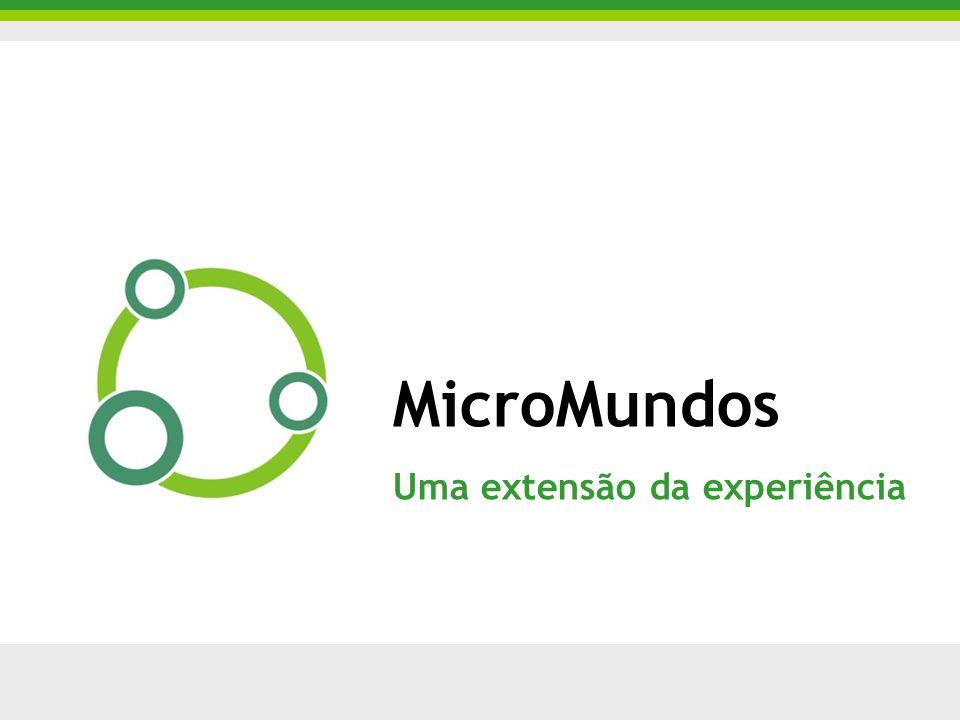 MicroMundos Uma extensão da experiência