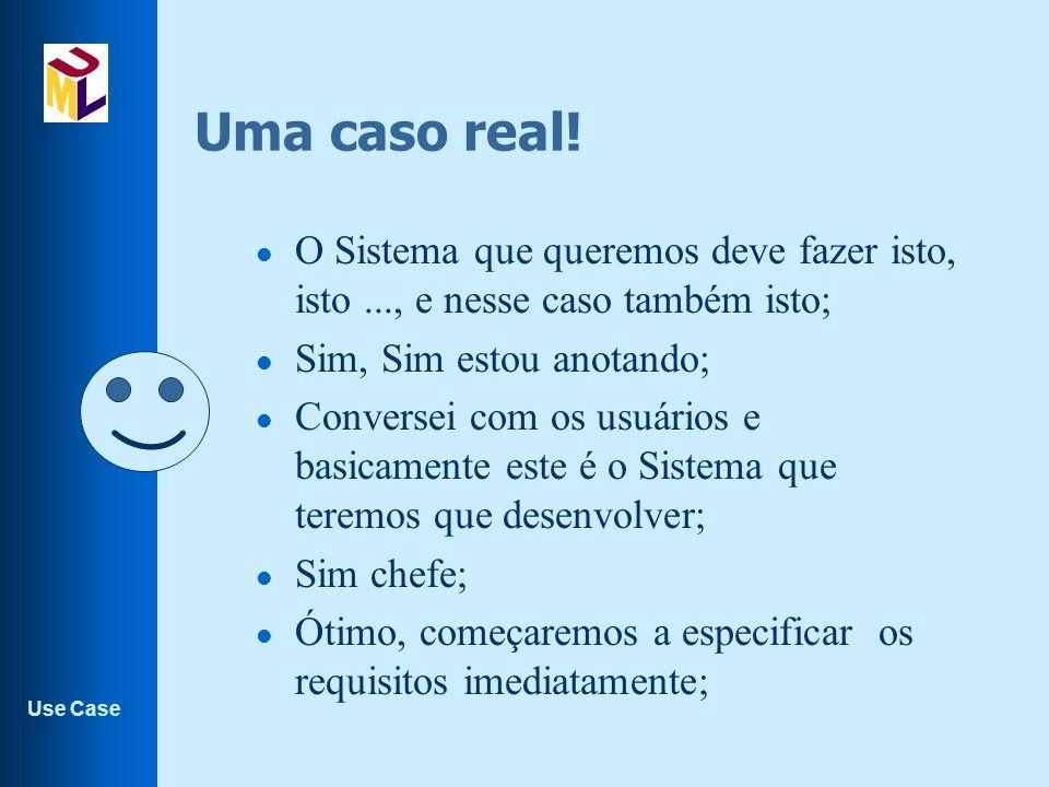 Use Case ELICITAÇÃO DE REQUISITOS MOTIVAÇÃO (Cont....)...