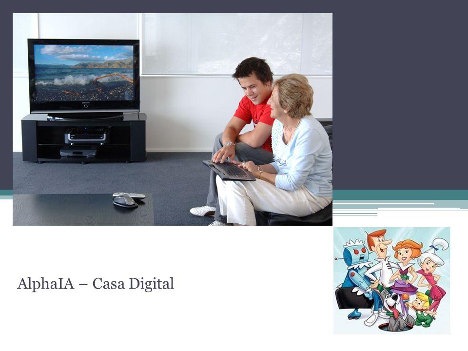 Casa Digital AlphaIA