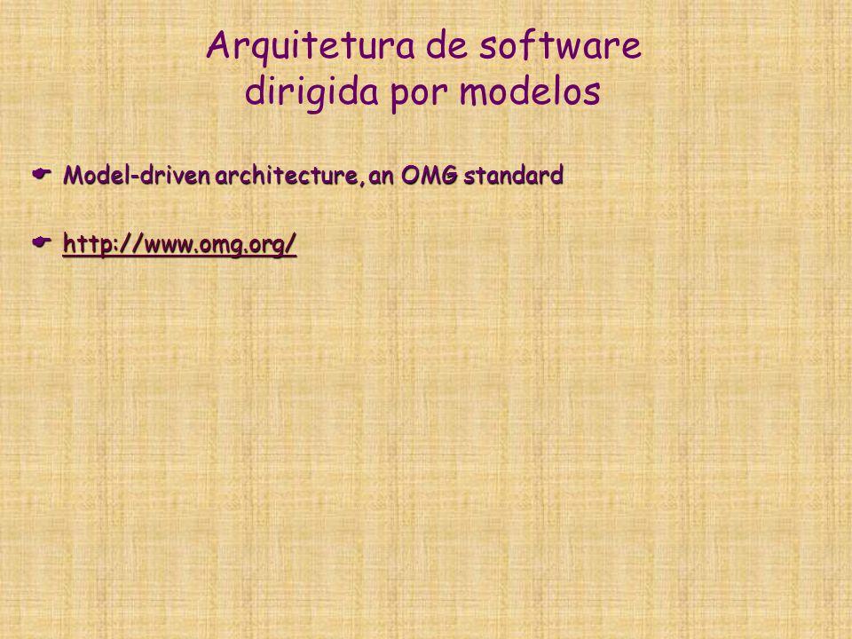 Catálogo de ontologias disponíveis  www.daml.org www.daml.org