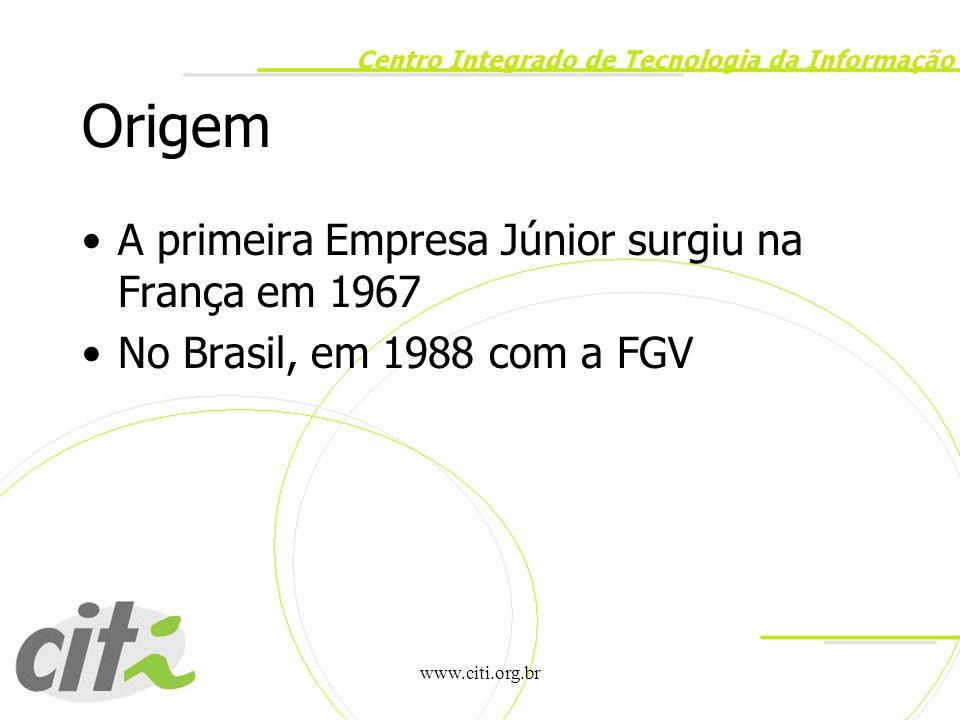 www.citi.org.br Parceiros