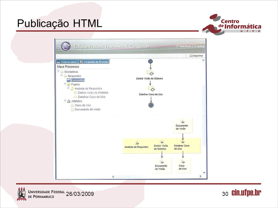 30 Publicação HTML 26/03/2009