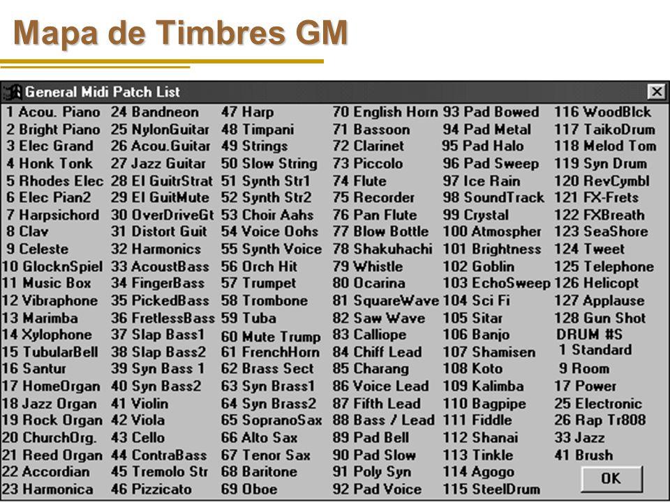 Geber Ramalho & Osman Gioia 7 Mapa de Timbres GM
