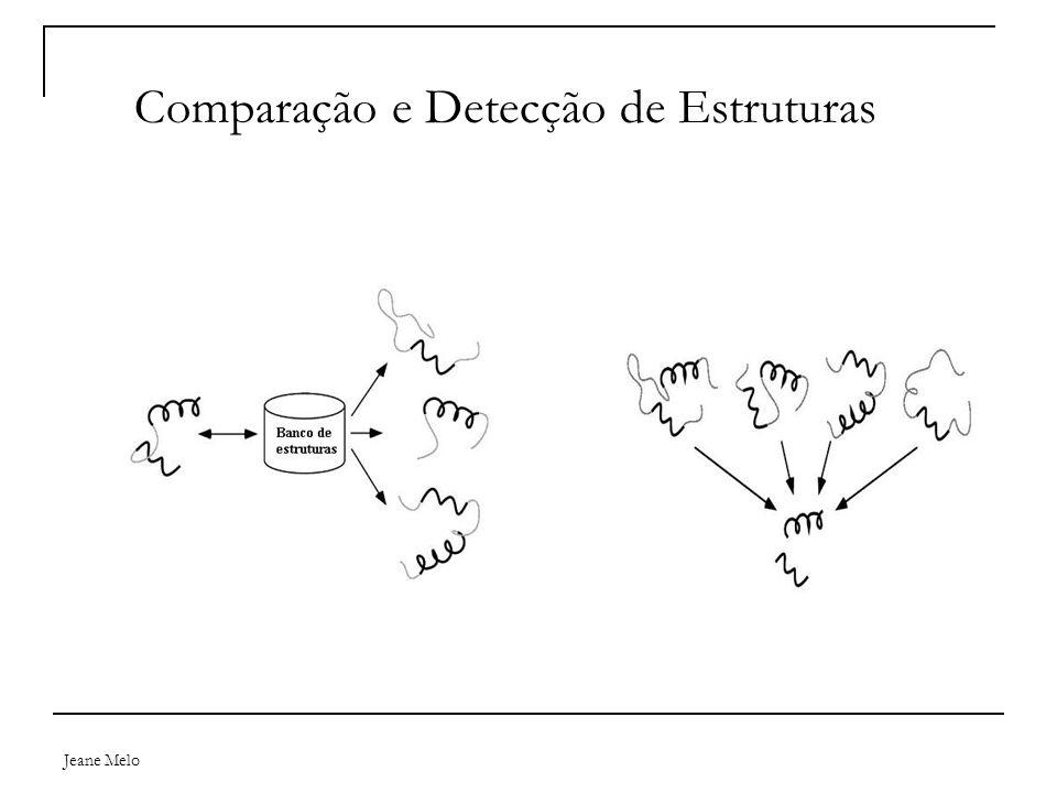 Jeane Melo Comparação e Detecção de Estruturas