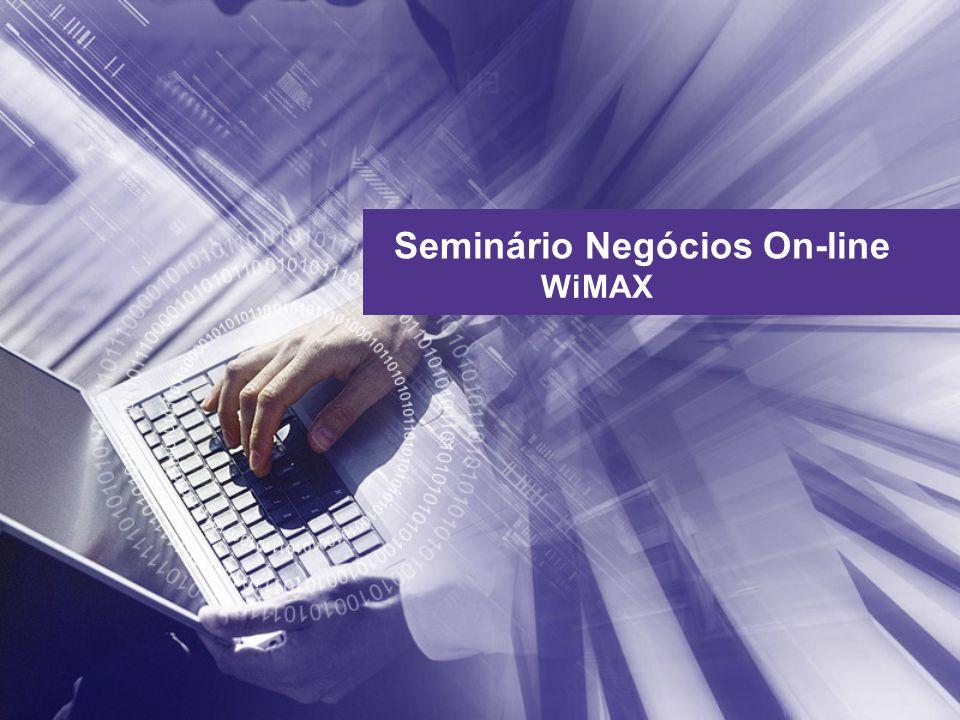 Seminário Negócios On-line WiMAX