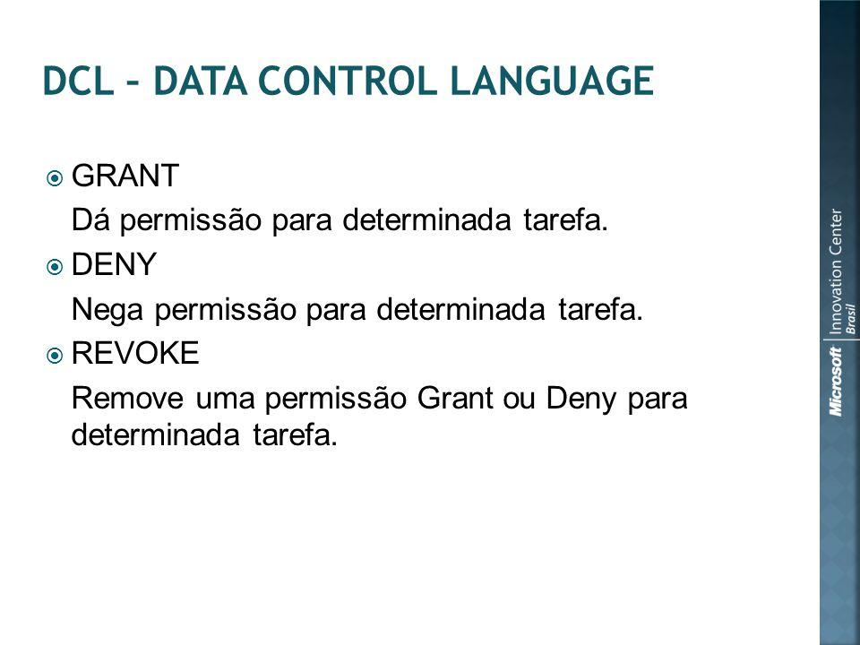  Exemplo: Permitir que todos possam usar o comando Select na tabela produto, no banco de dados supermercado.