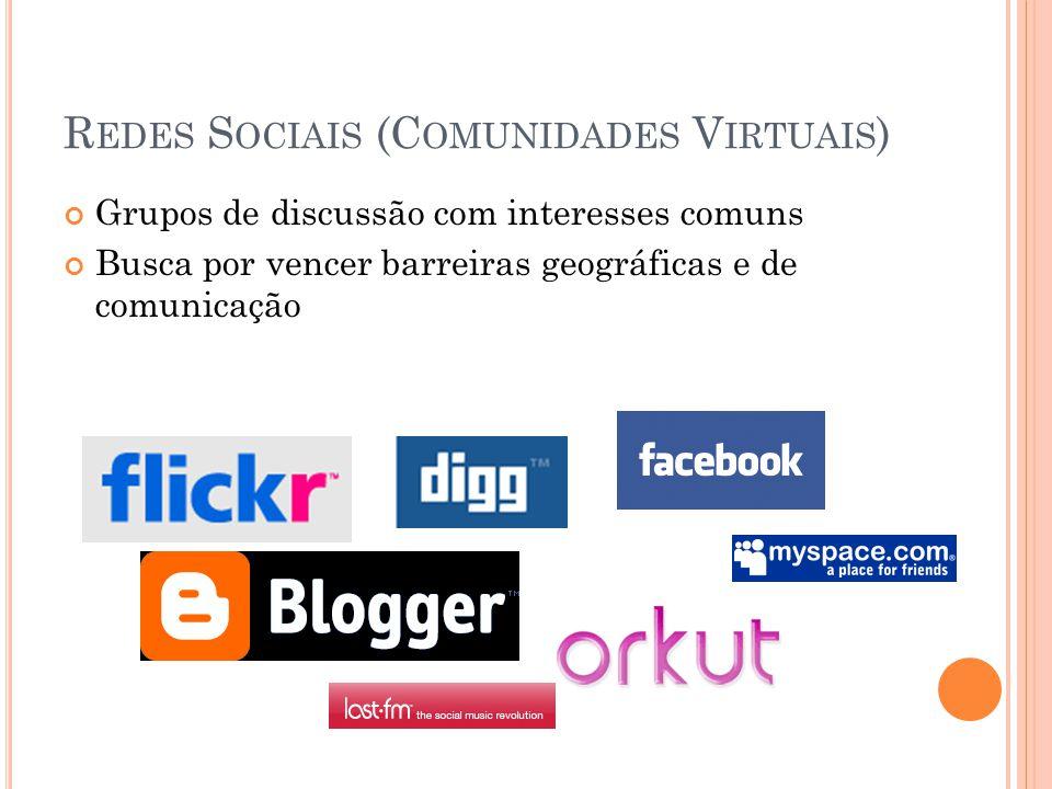 Aplicação baixada para o celular Valor atribuído pela operadora Serviços: Blogging, Messaging, Social Networking, Community, Search, Share Pictures, Find Places, Web Integration.