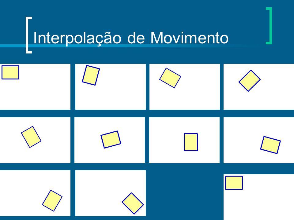 Interpolação de Movimento