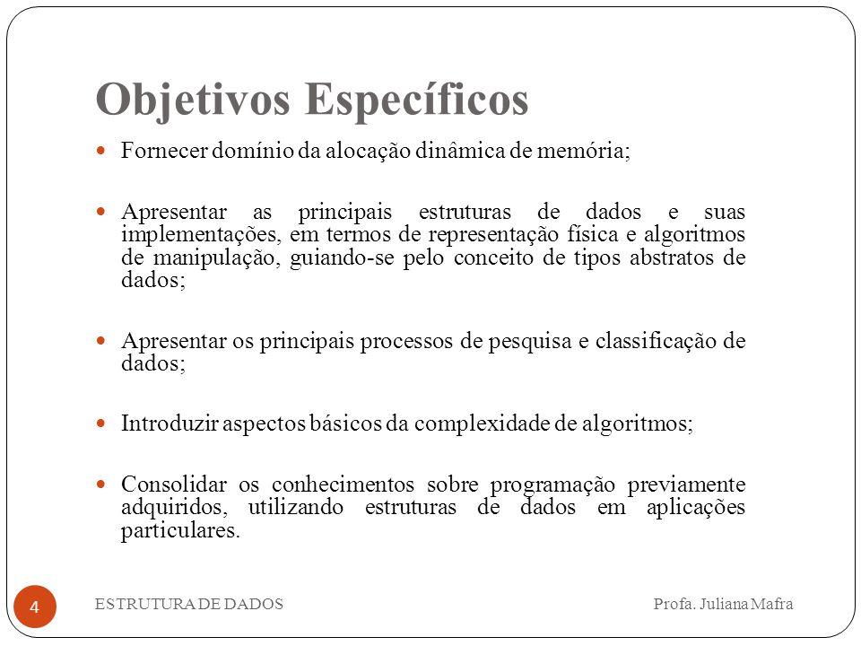 Metodologia 5 A disciplina será trabalhada com aulas expositivo-dialogadas, onde serão fornecidos os componentes teóricos e será feita a prática de exercícios.