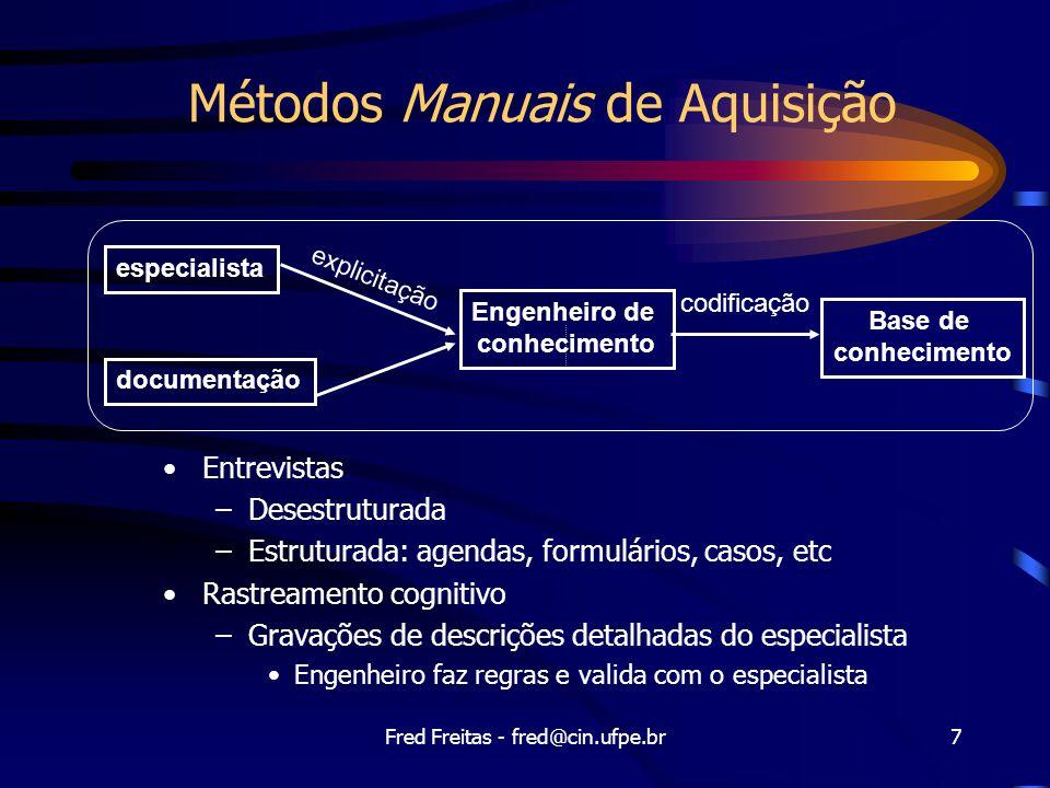 Fred Freitas - fred@cin.ufpe.br28 Questões de Competência © York Sure