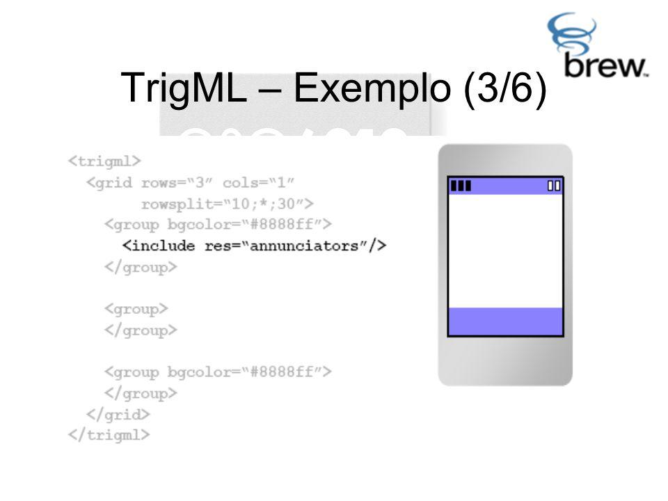 TrigML – Exemplo (3/6)