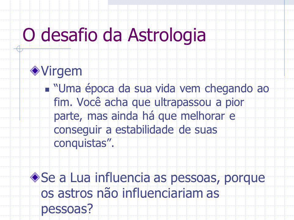 """O desafio da Astrologia Virgem """"Uma época da sua vida vem chegando ao fim. Você acha que ultrapassou a pior parte, mas ainda há que melhorar e consegu"""