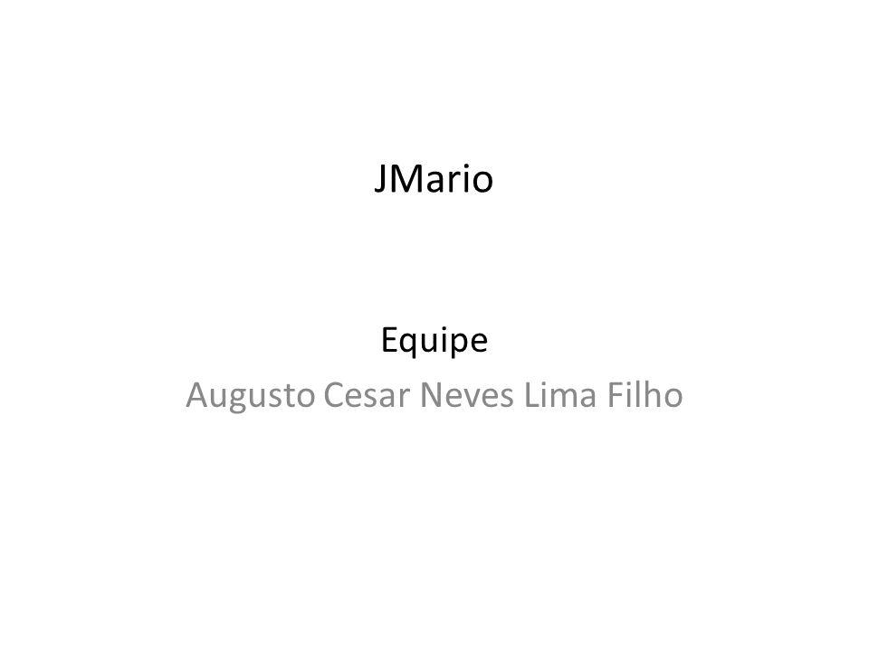 JMario Equipe Augusto Cesar Neves Lima Filho