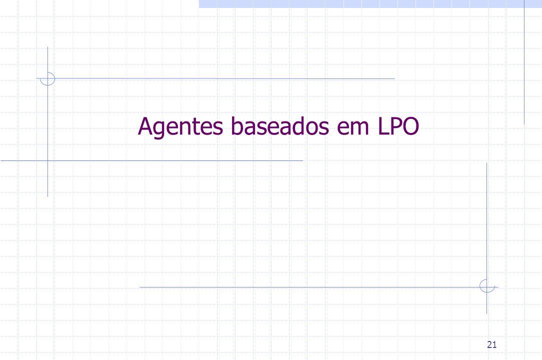 21 Agentes baseados em LPO