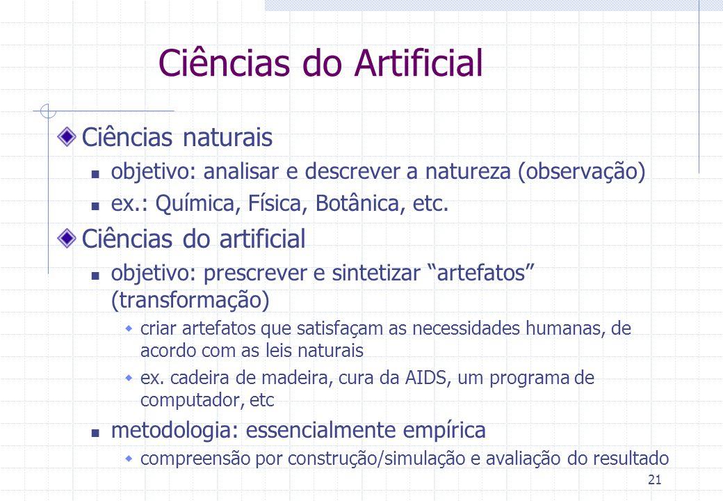"""Evolução da IA em direção ao paradigma dos agentes Pensando Agindo Humanamente Idealmente (racionalmente) """"A automação de atividades que nós associamo"""