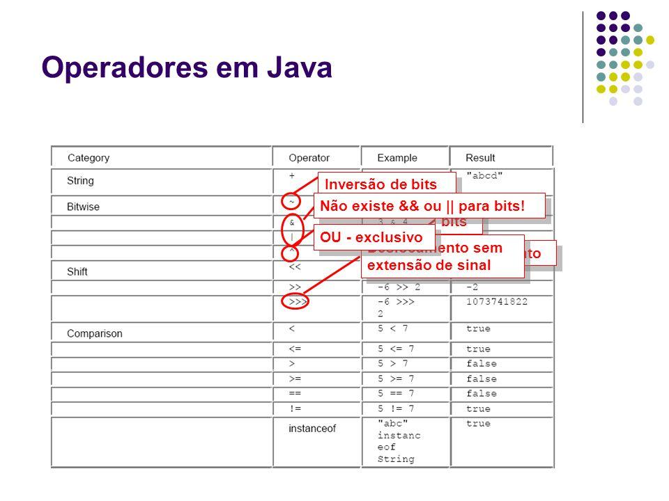 Operador instanceof Qual o resultado do código a seguir?
