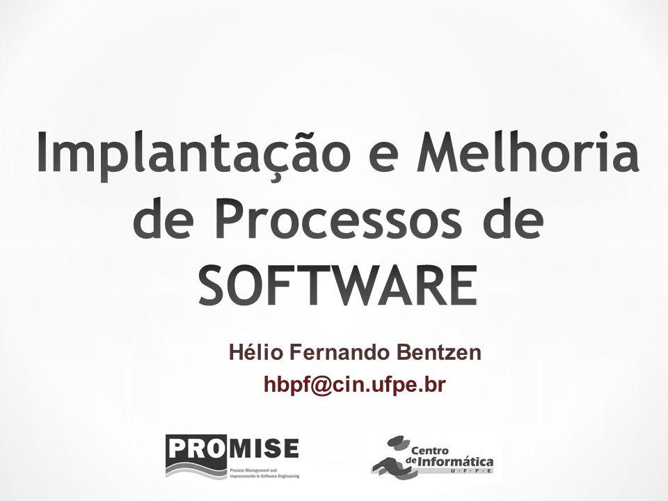 Hélio Fernando Bentzen hbpf@cin.ufpe.br