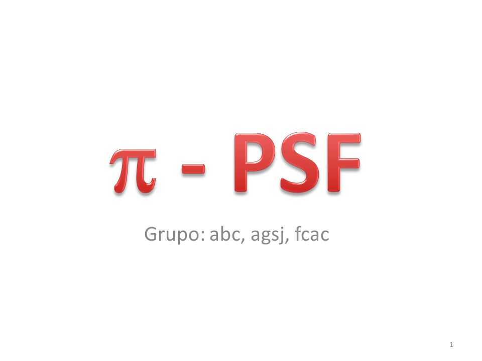 Grupo: abc, agsj, fcac 1