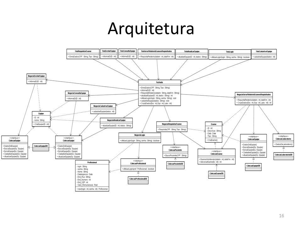 Arquitetura 16