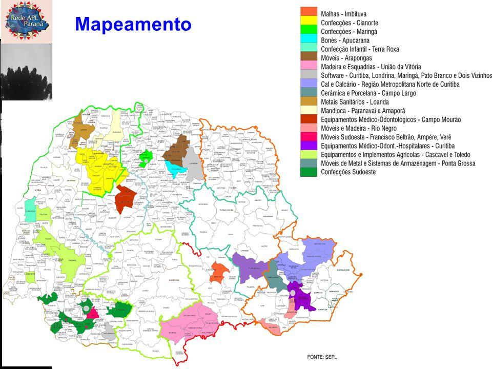 Mapeamento