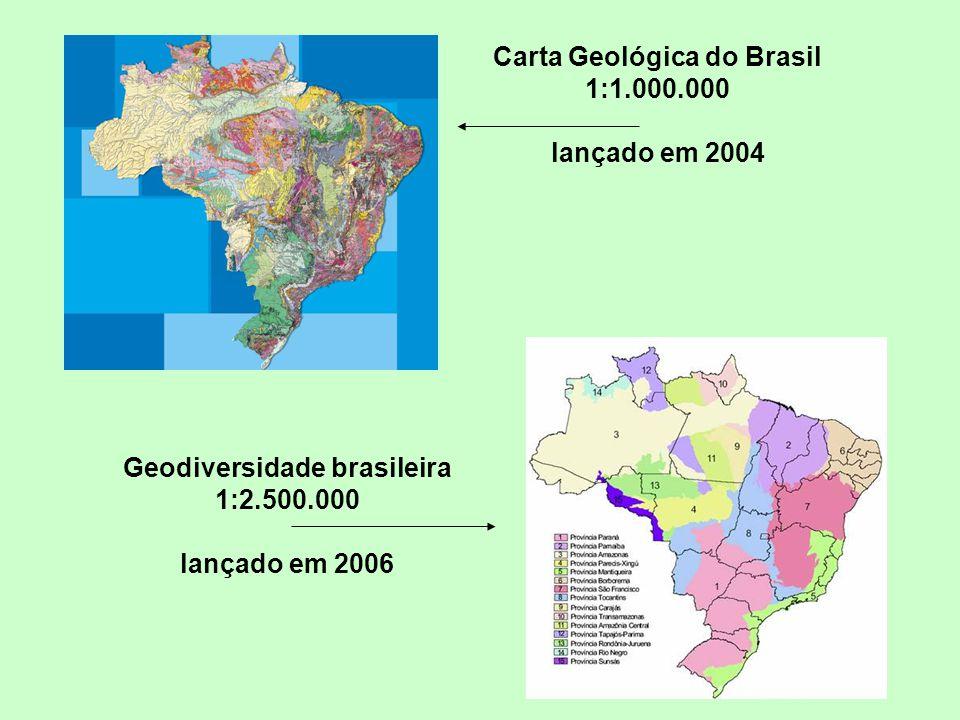 Geodiversidade NATUREZA ABIÓTICA (MEIO FÍSICO), CONSTITUÍDA POR UMA VARIEDADE DE AMBIENTES ORIGINADOS POR FENÔMENOS E PROCESSOS GEOLÓGICOS QUE DÃO ORIGEM ÀS PAISAGENS, ROCHAS, MINERAIS, FÓSSEIS, SOLOS, ÁGUAS E OUTROS DEPÓSITOS SUPERFICIAIS, QUE SUPORTAM O DESENVOLVIMENTO DA VIDA E DA SOCIEDADE NA TERRA.