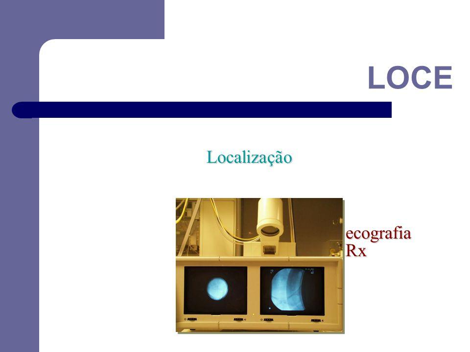 Localização ecografiaRx