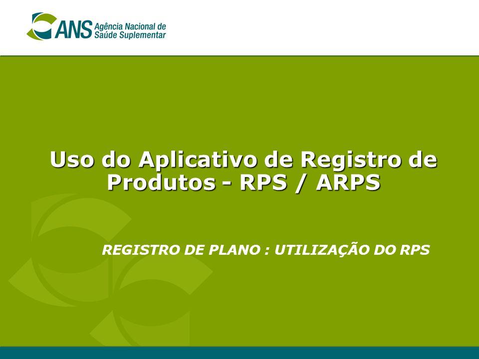 INCORPORAÇÃO DE DADOS Diferença entre Avisos e Erros Atualização dos aplicativos ARPS/RPS Verificação da Incorporação de dados.