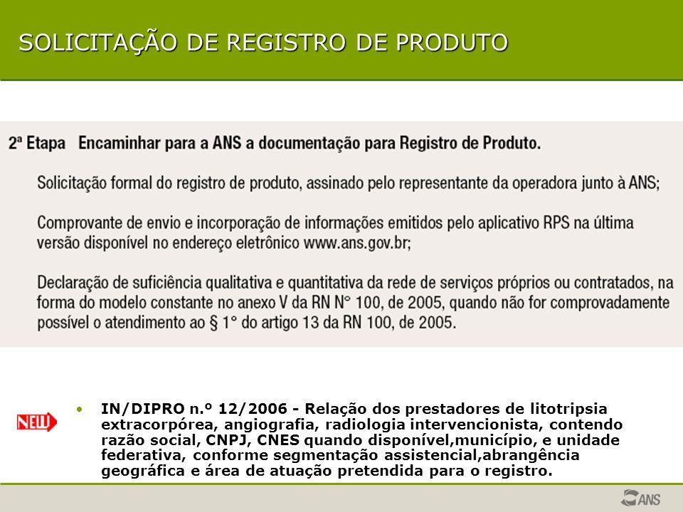 MANUTENÇÃO DE PRODUTO – REDE ASSISTENCIAL A análise de equivalência para atendimento do art.