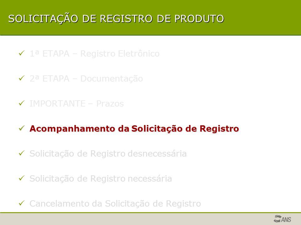 SOLICITAÇÃO DE ADEQUAÇÃO DE REGISTRO DE PRODUTO Escopo da adequação Adequação eletrônica (ARPS) Consistências e validações do ARPS IMPORTANTE – implicações da não adequação Interfaces - adequação dos registros provisórios e a concessão da autorização de funcionamento da operadora.