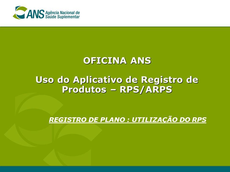 Oficina ANS - Belo Horizonte - Outubro de 2006 NOTA TÉCNICA DE REGISTRO DE PRODUTO ERRO - O somatório dos valores de co-participação deve ser maior do que zero na NTRP.