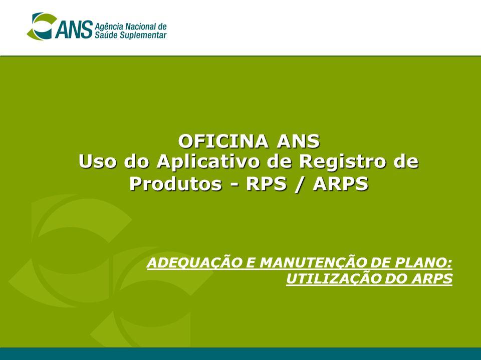 Oficina ANS - Belo Horizonte - Outubro de 2006 CANCELAMENTO DA SOLICITAÇÃO DE REGISTRO Análise: dados gerais; NTRP; instrumento jurídico e rede prestadora pendente Envio à ANS do arquivo com correções apontadas na análise.