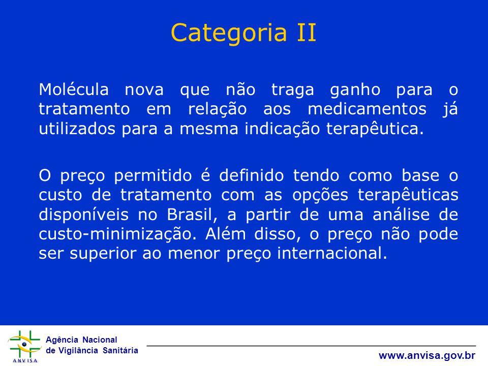 Agência Nacional de Vigilância Sanitária www.anvisa.gov.br BRATS Histórico –2006 – Aprovação do BRATS no Conselho Nacional de Ciência, Tecnologia e Inovação em Saúde.