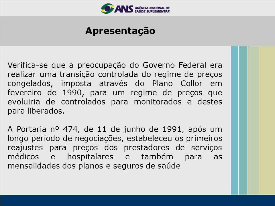 A fórmula adotada para as operadoras de planos de saúde era a seguinte (art.