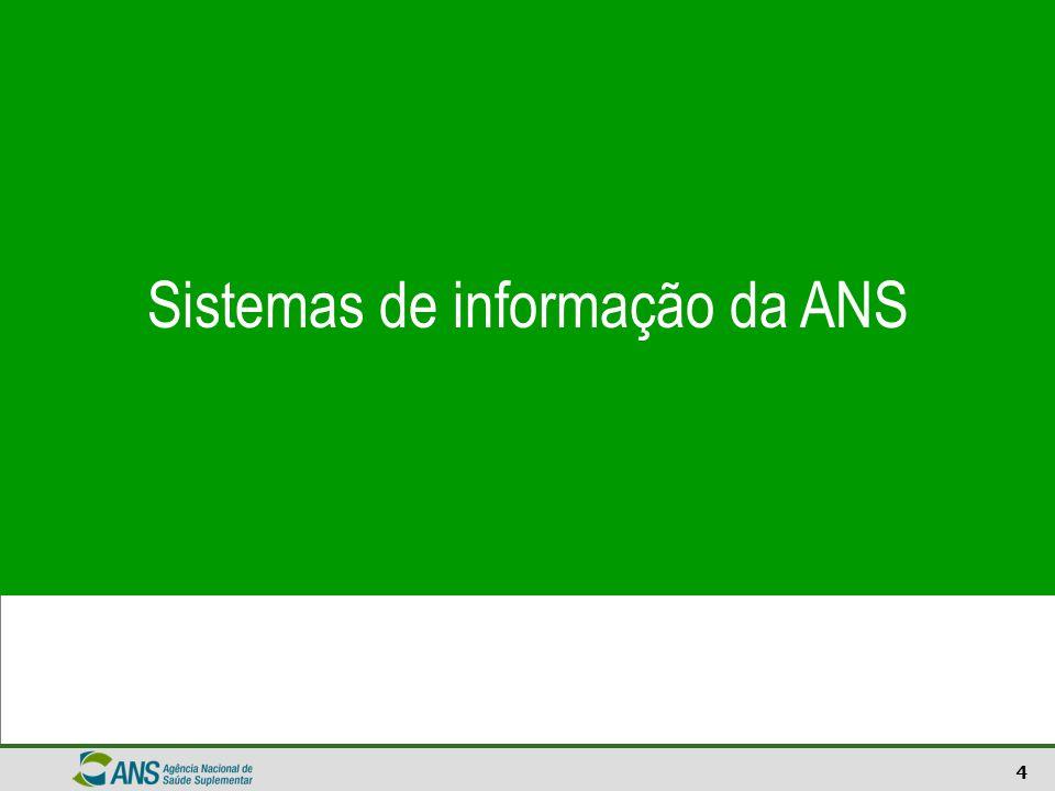 45 Interação do SIB/ANS com o SIM/MS: Publicação do Livro Saúde Brasil 2006 Mortalidade Proporcional por grupos de causa segundo a população – Brasil, 2004
