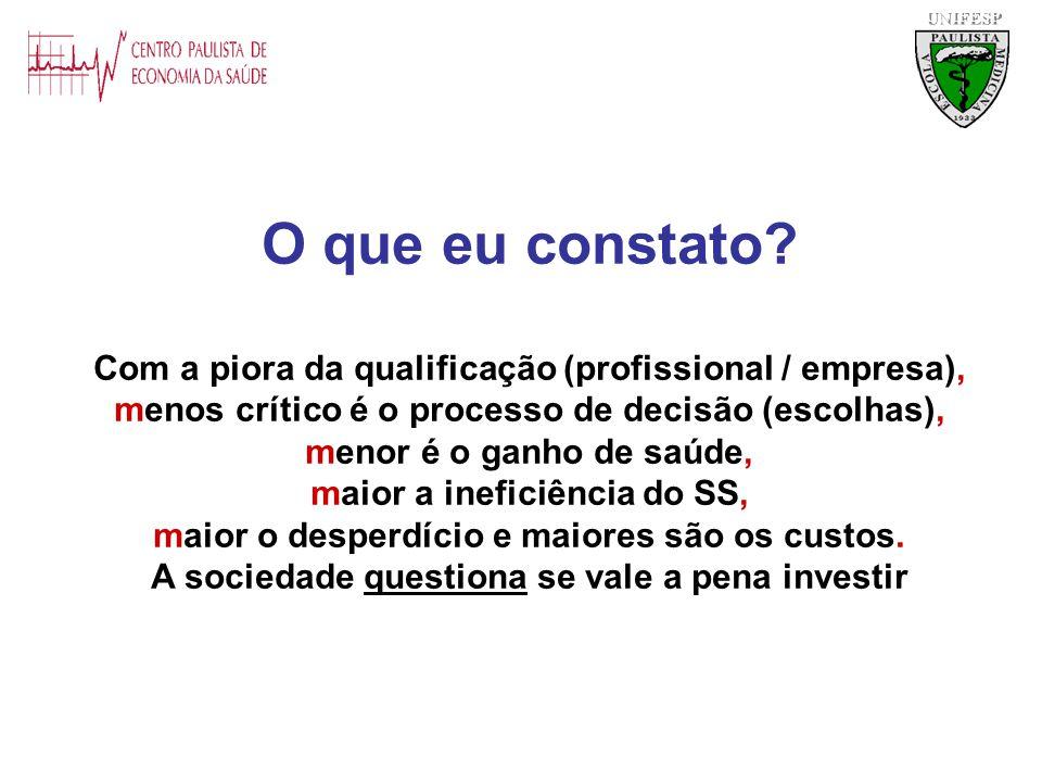 1.Qual é a definição de Qualificação Assistencial.