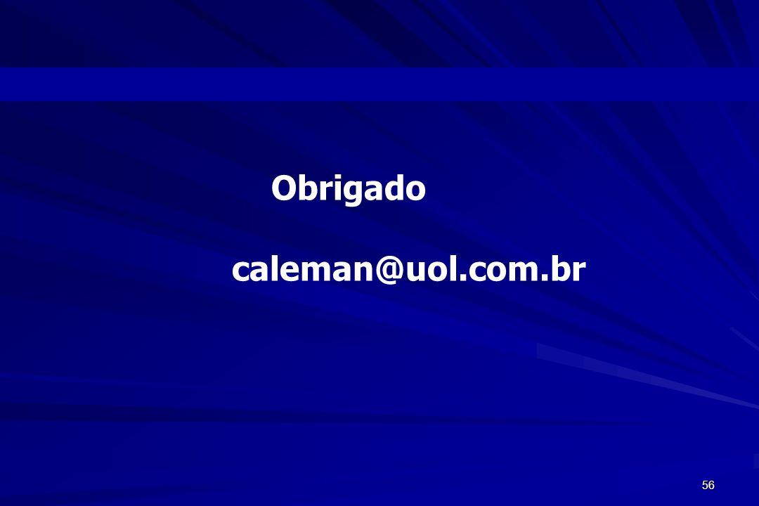 56 Obrigado caleman@uol.com.br